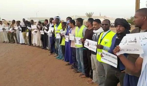 Mauritanie : les travailleurs de la SNIM opposés à l'accord entre la société et la CNAM