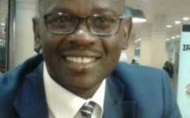 M. Amadou Tidiane Diop Directeur de cabinet du candidat de la CVE, Kane Hamidou Baba :